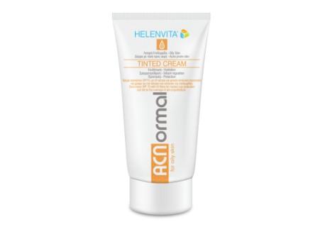 HELENVITA ACNormal Tinted Cream κρέμα ημέρας με χρώμα 60 ml
