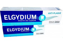 ELGYDIUM Οδοντόπαστα Anti-Plaque 100 ml & Δώρο Elgydium Anti-plaque 50 ml