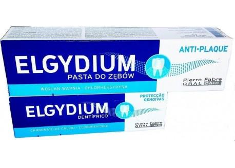 ELGYDIUM Οδοντόπαστα Anti-Plaque 100 ml & Δώρο Elgydium Anti-plaque 50 ml
