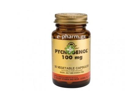 Solgar Pycnogenol 100 mg veg.caps 30s
