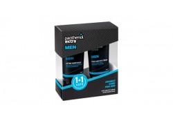 PANTHENOL EXTRA MEN Αντιρυτιδική Κρέμα προσώπου και ματιών 75 ml & PANTHENOL EXTRA ενυδατικό After shave Balm 75 ml 1+1