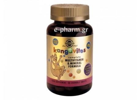 Solgar Kangavites Formula Berry 60 tabs