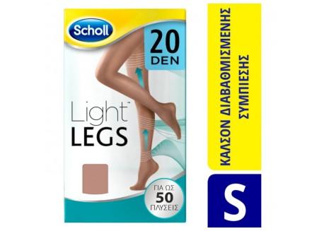 SCHOLL Light Legs 20 DEN BEIGE SIZE S