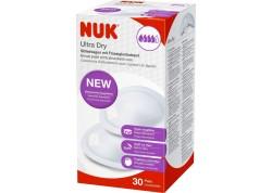NUK Επιθέματα Στήθους Ultra Dry 30 τμχ