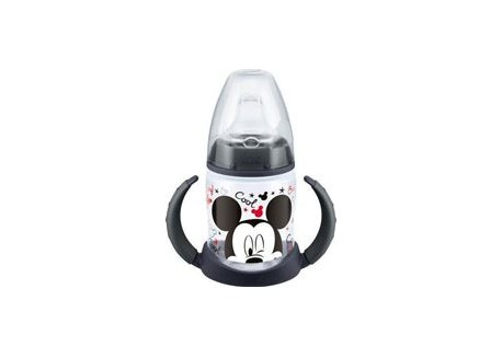 Nuk First Choice PP Μπιμπερό Mickey με 2 λαβές 6-18 m 150 ml