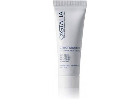 CASTALIA Chronoderm Gel Creme Yeux Retinol 15 ml
