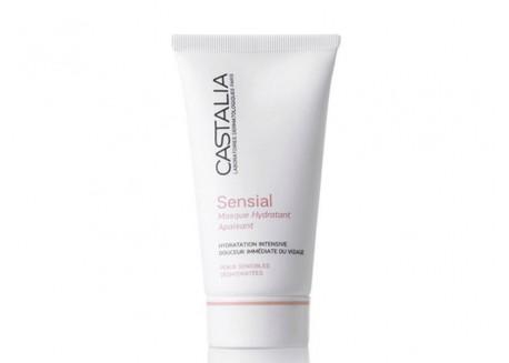 CASTALIA Sensial Masque Hydratant Apaisant 50 ml