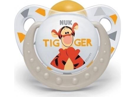 NUK Disney Baby πιπίλα Καουτσούκ Winnie the Pooh Tigger 6-18 m