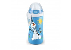 NUK Junior Cup Disney Frozen μπλε 36m+ 300 ml