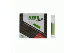 Vican Herb Micro Filter στριφτό 12 τεμ.