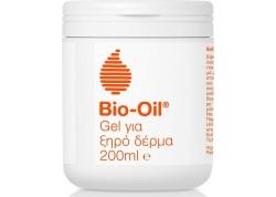 Bio Oil Gel για ξηρό δέρμα 200 ml