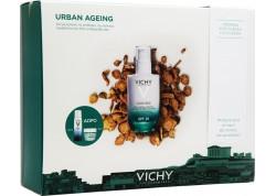 VICHY Urban Ageing Slow Age Spf 25 50ml & ΔΩΡΟ Ιαματικό Μεταλλικό Νερό 50ml & Μάσκα Ενυδάτωσης 15ml