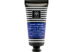 APIVITA Κρέμα Χεριών για Ξηρά-Σκασμένα Χέρια με Βάλσαμο & Κερί Μελισσών 50 ml