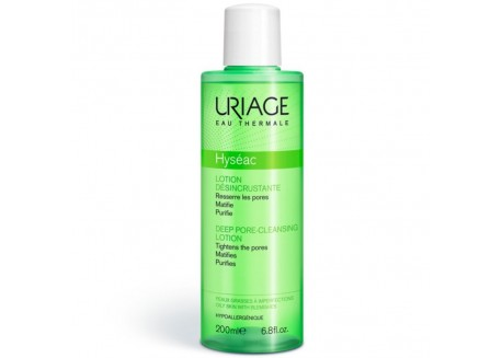 URIAGE Hyseac Lotion Για Βαθύ Καθαρισμό Των Πόρων 200 ml