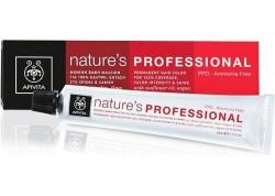 APIVITA Βαφή Nature's Professional 4.0 Καστανό 50 ml