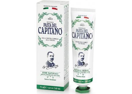 CAPITANO Herbal Οδοντόκρεμα 75 ml