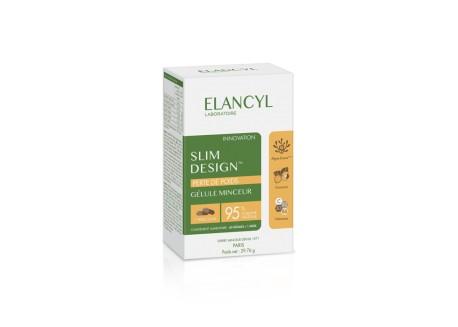 Elancyl Slim Design Συμπλήρωμα Διατροφής 60 caps