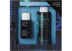 ΚΟΡΡΕΣ Άρωμα Blue Sage-Lime-Fir Wood 50 ml + ΔΩΡΟ ΚΟΡΡΕΣ Showergel Blue Sage-Lime-Fir-Wood 250ml