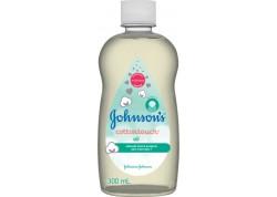 Johnson's Cottontouch oil 300 ml