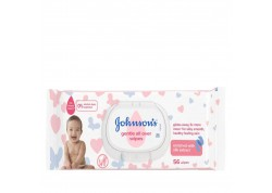 Johnson's Gentle All Over wipes 72 τμχ