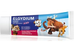 ELGYDIUM Kids Οδοντόκρεμα gel Ice Age 50 ml