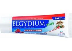 ELGYDIUM JUNIOR Οδοντόκρεμα gel κόκκινα φρούτα 50 ml
