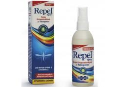Repel Spray Εντομοαπωθητικό 100 ml