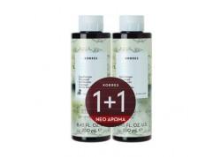 Κορρές Αφρόλουτρο με Γιαούρτι 250 ml 1+1 Δώρο