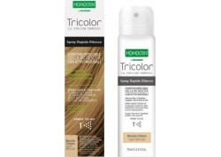 HOMOCRIN Tricolor Spray Βαφής Μαλλιών Light Blonde 75 ml