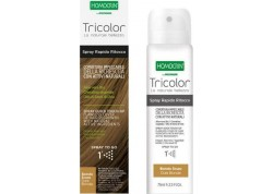 HOMOCRIN Tricolor Spray Βαφής Μαλλιών Dark Blonde 75 ml