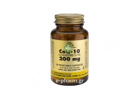 Solgar Coenzyme Q-10 200mg 30 caps