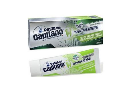 CAPITANO Protection Οδοντόκρεμα Προστασίας των ούλων 75ml