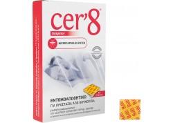 Vican Cer'8 Εντομοαπωθητικό Αυτοκόλλητο 24τμχ