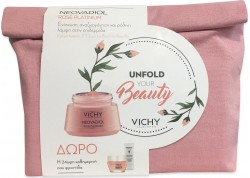 VICHY Neovadiol Rose Platinum 50ml & ΔΩΡΟ Neovadiol Phytoscultp 15ml & Double Glow Peel of Mask 15ml & Mineral 89 Eyes 1ml