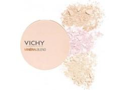 VICHY Mineral Blend Powder light Τρίχρωμη Πούδρα για Φυσική Λάμψη 9g
