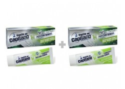 CAPITANO Protection Οδοντόκρεμα Προστασίας των ούλων 75ml 1+1