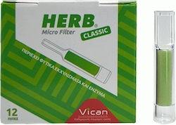 Vican Herb Micro Filter 12τμχ.
