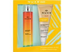 NUXE SUN Delicious Fragrant Water 100ml & ΔΩΡΟ NUXE SUN Αφρόλουτρο Σαμπουάν 200ml