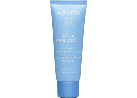 APIVITA Aqua Beelicious Κρέμα-Gel Ενυδάτωσης 40ml