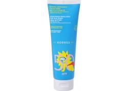 Κορρες Παιδικό Αντηλιακό Γαλάκτωμα Bούτυρο Karite SPF 50 250 ml