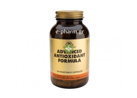 Solgar Advanced Antioxidant Formula veg. caps 120s