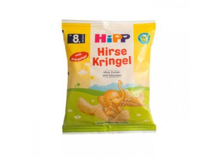 Hipp Γαριδάκια από κεχρί 30 gr