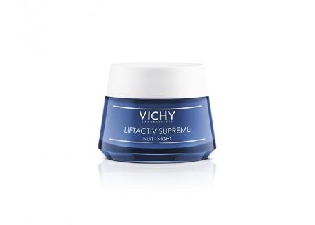 VICHY LIFTACTIV Supreme Κρέμα Νύχτας 50 ml