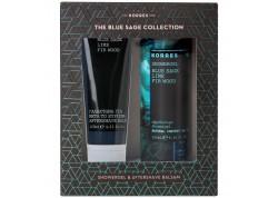 Κορρες Blue Sage Αφρόλουτρο 250ml & Blue Sage Aftershave Balm 125ml