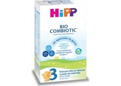 HiPP 3 Βιολογικό γάλα 3ης βρεφικής ηλικίας 600 gr