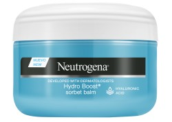 Neutrogena Hydro Boost Sorbet Balm Body για ξηρό δέρμα 200ml