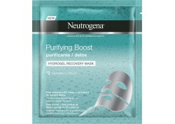 Neutrogena Purifying Boost Detox Hydrogel μάσκα αναδόμησης 30ml