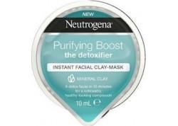 Neutrogena Purifying Boost Detox Express Facial Clay-Mask 10ml