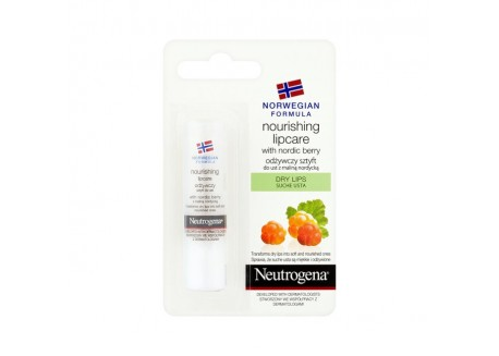 Neutrogena Nourishing Lipcare με Nordic Berry 4,9gr