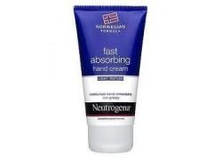 Neutrogena Hand Cream Fast Absorbing με ελαφριά υφή 50 ml